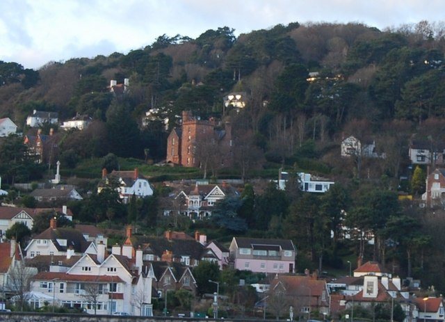 Higher Town, Minehead