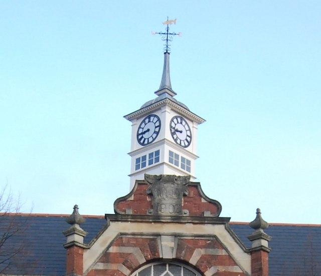 Town Hall Clock, Minehead