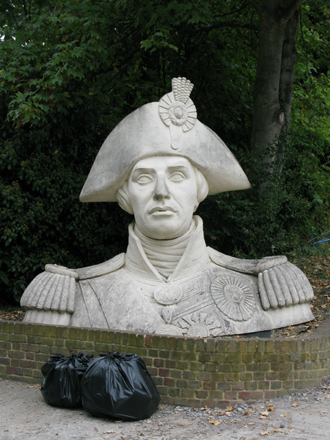 Large bust at Fort Amherst