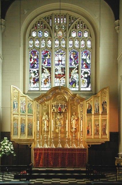 All Saints, Carshalton - Sanctuary