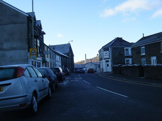 Trehafod Road
