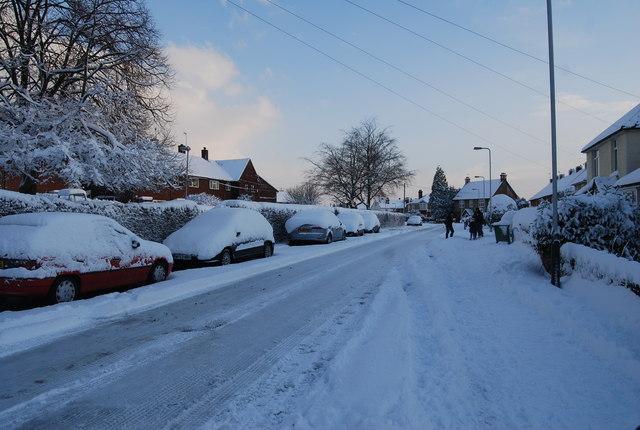 Powdermill Lane
