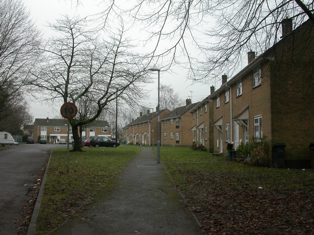 West Moors, Newmans Close
