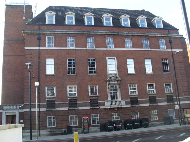 Hampstead Telephone Exchange