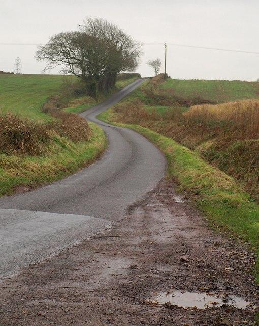 Lane to Dean's Cross (2)