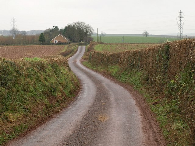 Lane to Dean's Cross (3)