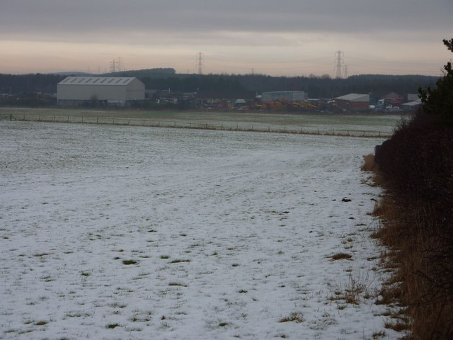 East Cramlington Industrial Estate