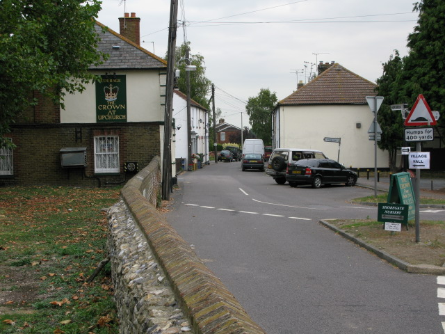 The Crown at Upchurch on The Street