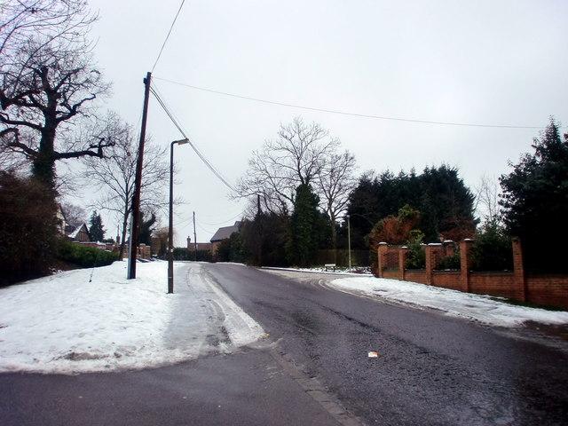 St James  Road, Goffs Oak