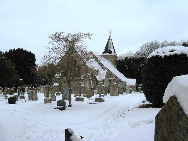 Church of St Mary Slindon
