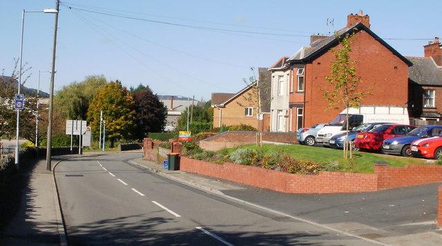Tregwilym Road, Rogerstone