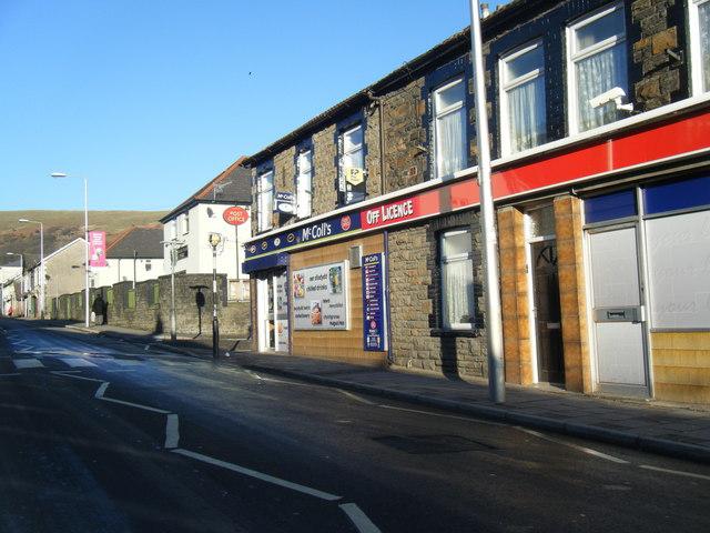 Ynyshir Post Office