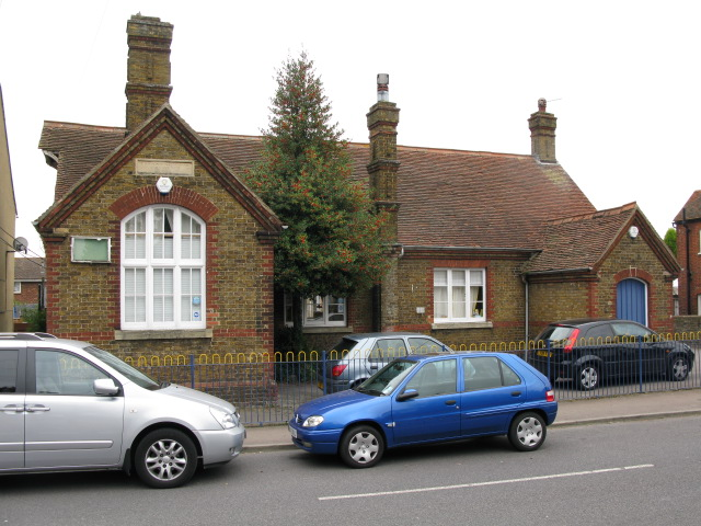 The old school, Upchurch