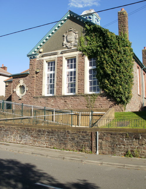 Rogerstone Library