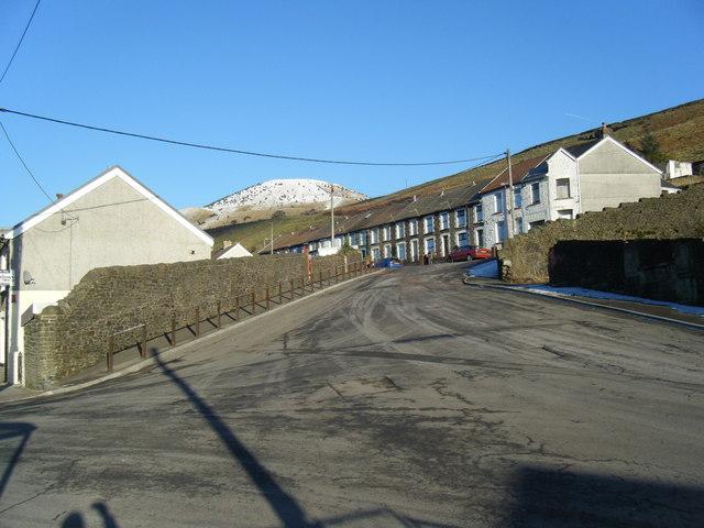 Upper Terrace, Stanleytown.