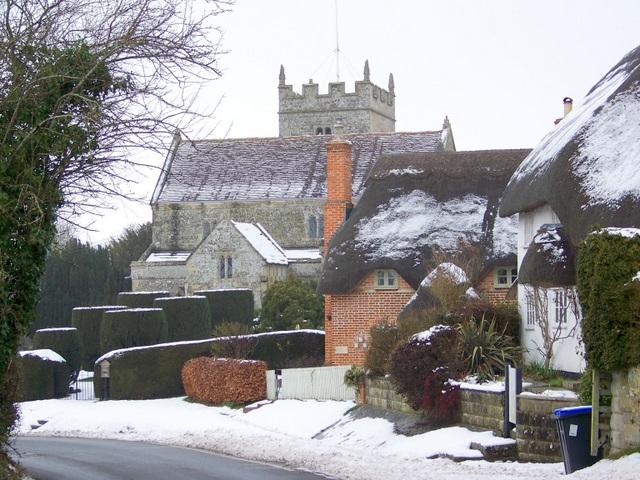 St Mary's Church, Stapleford