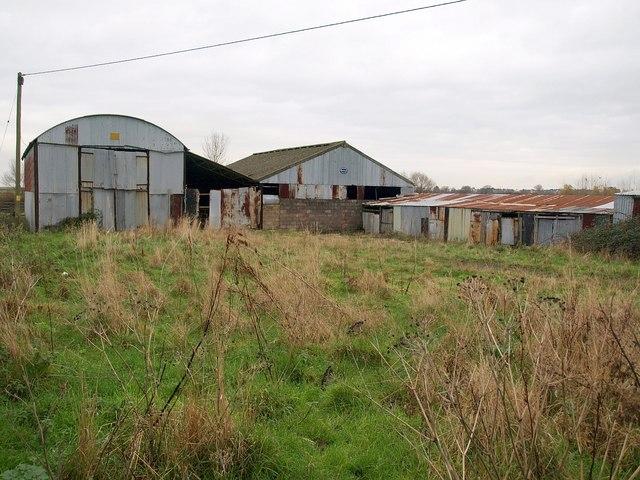 Farm buildings, Ellicombe