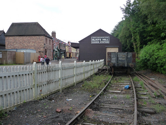 Blists Hill museum
