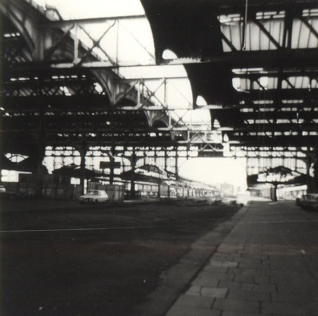 Snow Hill Station (platforms looking north)