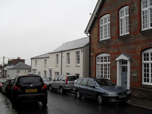 Houses in King Street