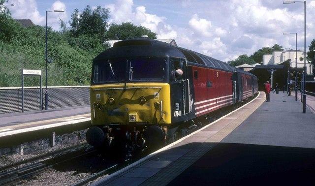 Cheltenham Station