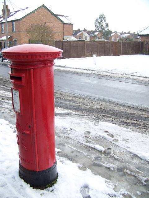 Postbox, Devizes