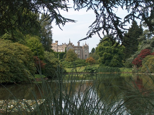 Sheffield Park Gardens and House