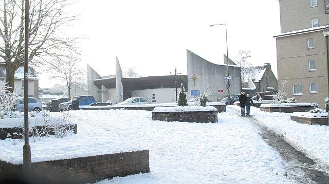 Brucefield Church