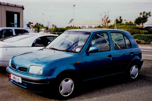 Ronaldsway Airport - Rental car