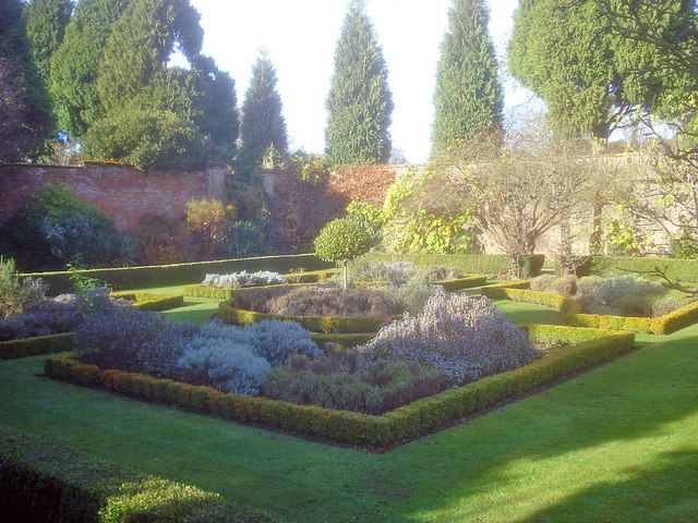 The Small Walled Garden