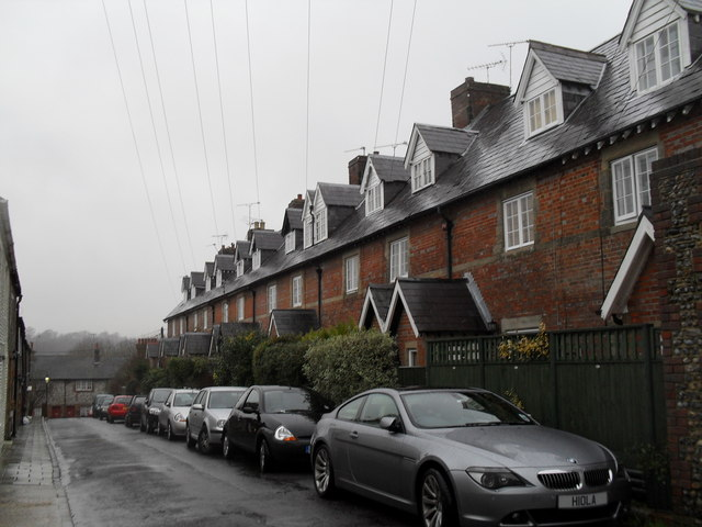 Houses in Bond Street
