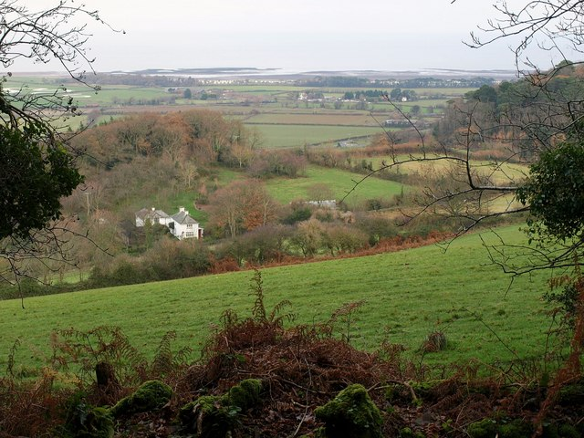 Penny Wood from Grabbist Hill