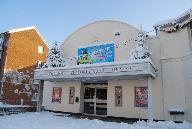 Royal Victoria Hall Theatre