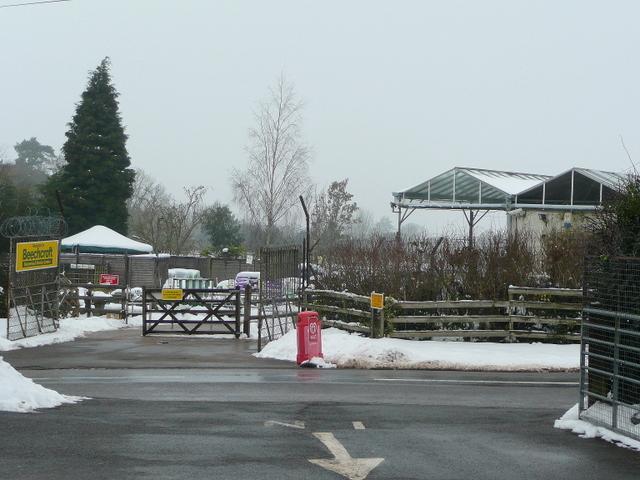 Beechcroft Nurseries and Garden Centre