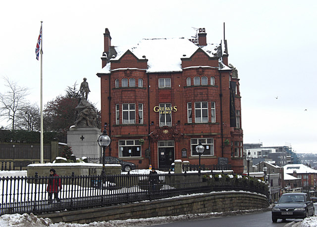 Greaves Arms, Oldham