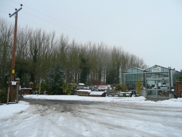 Badger Nurseries Plant Centre