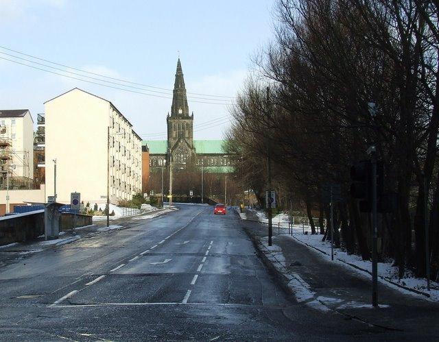 John Knox Street