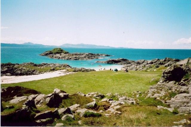 Port nam Murrach beach and duneland