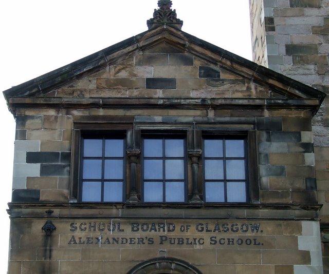 Former Alexander's Public School