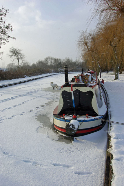 Oxford Canal, Brownsover