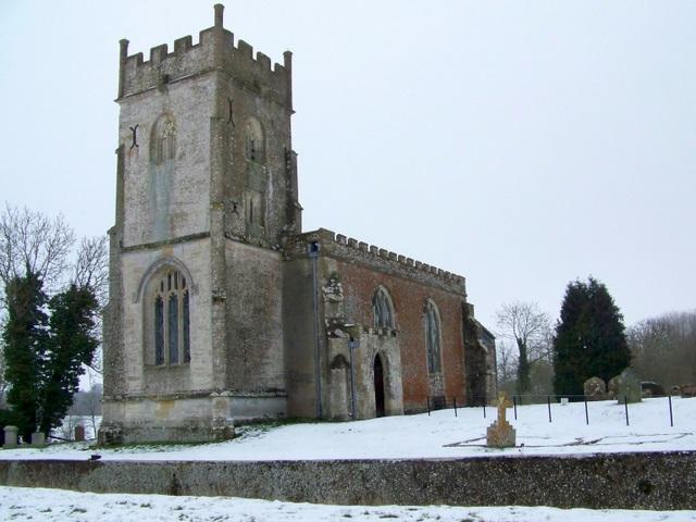 St Matthew's Church, Rushall