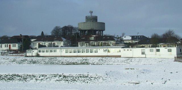 Bearyards water tower
