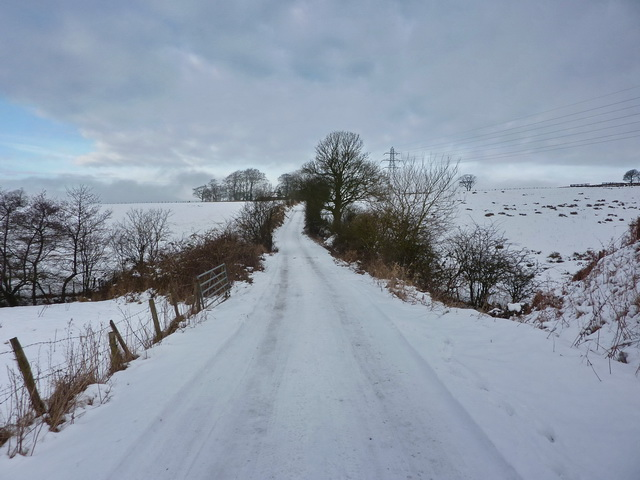 Road to Eddy Holes