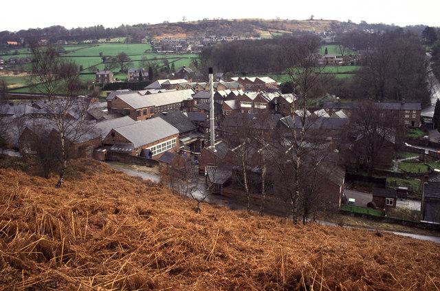 John Smedley Ltd, Lea Mills
