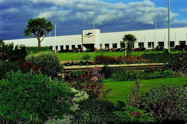 Ronaldsway Airport - Ronaldsway Aircraft Factory