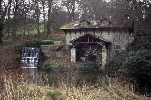 Osmaston Saw Mill