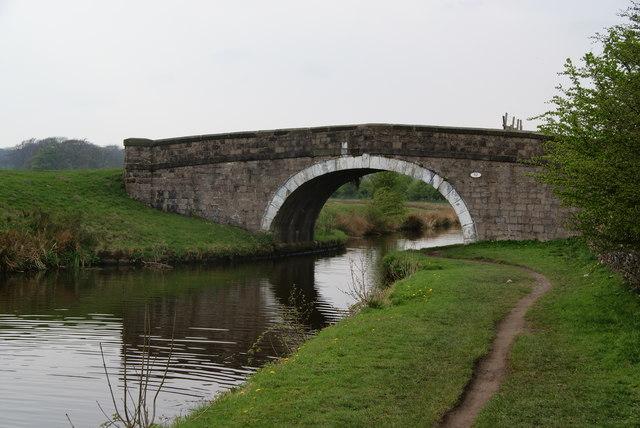 Bridge 92 on the Leeds & Liverpool Canal