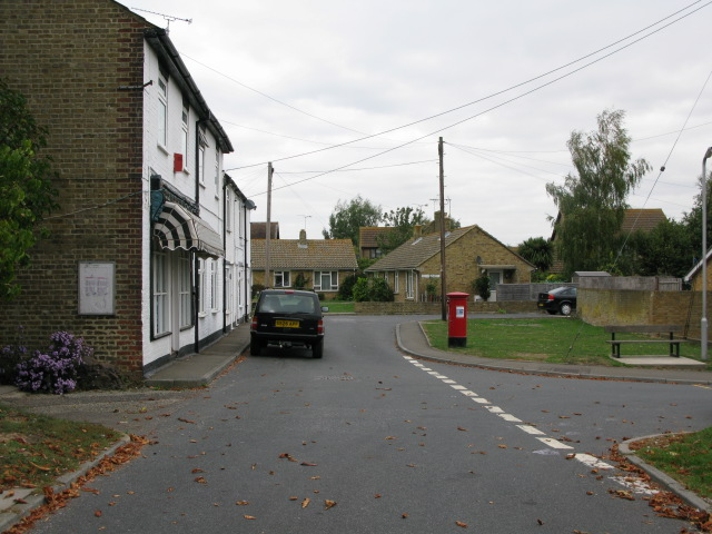 The Green, Lower Halstow