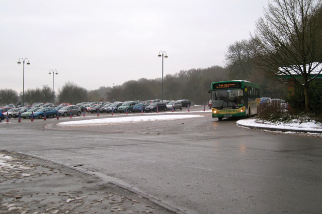 Park & Ride South, War Memorial Park, Stivichall
