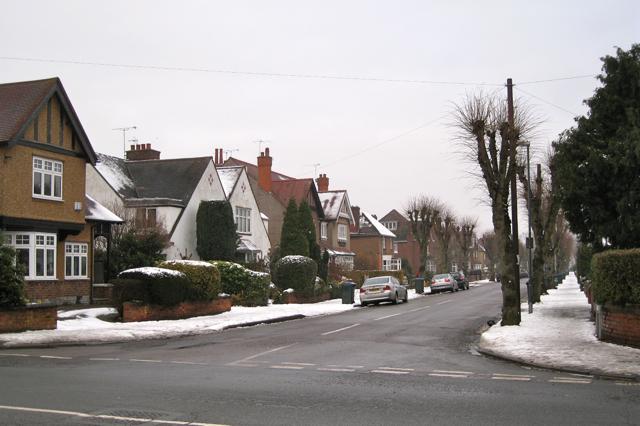 Belvedere Road, Earlsdon